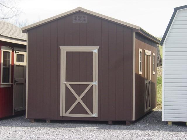 (Building #059) 10x20x8 Cottage