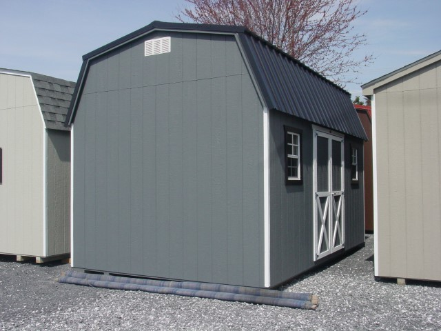 (Building #074) 10x16x7 Barn