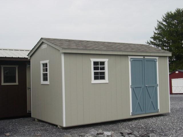 (Building #092) 8×14 Cottage