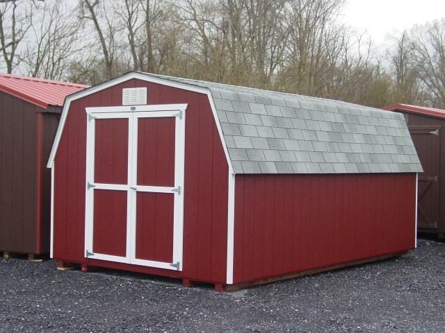 (Building #095) 10×16 Economy Barn