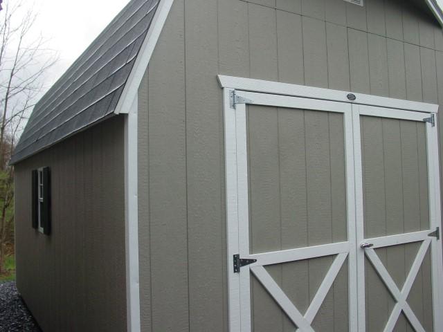 (Building #098) 10x16x6 Barn