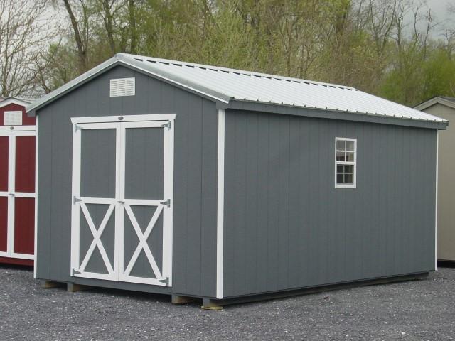 (Building #010) 10×16 Cottage