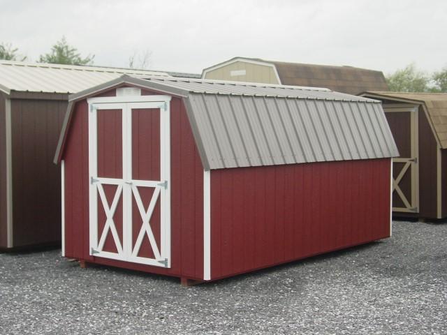 (Building #006) 8×14 Barn