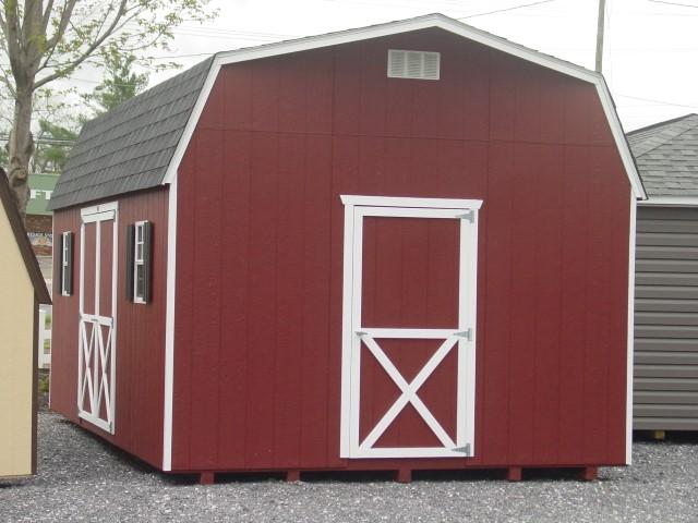 (Building #007) 12x20x7 Barn