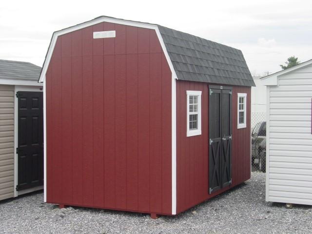 (Building #053) 8x14x7 Barn