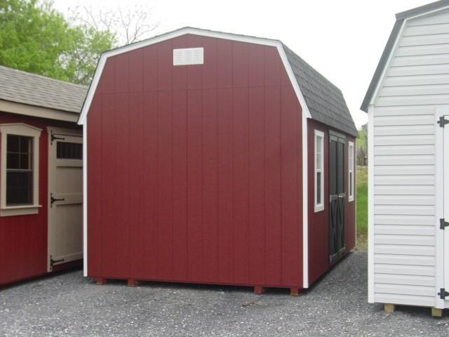(Building #055) 10x16x7 Barn