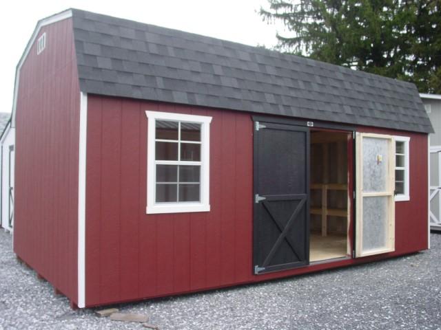 (Building #057) 12x20x7 Barn