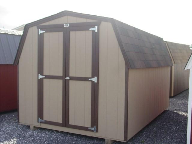 (Building #094) 8×12 Economy Barn