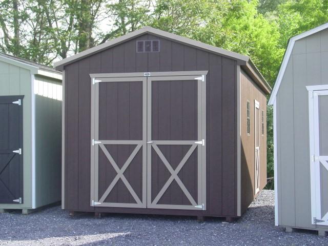 (Building #095) 10x20x8 Cottage