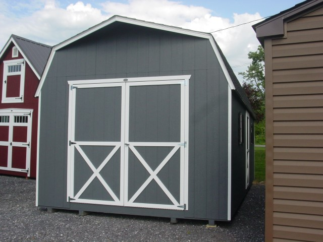 (Building #096) 12x24x7 Barn