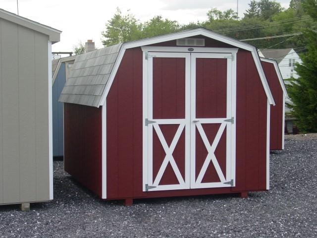 (Building #023) 8×10 Barn