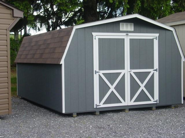 (Building #025) 12×16 Barn