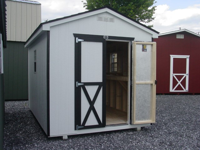 (Building #026) 8×12 Cottage