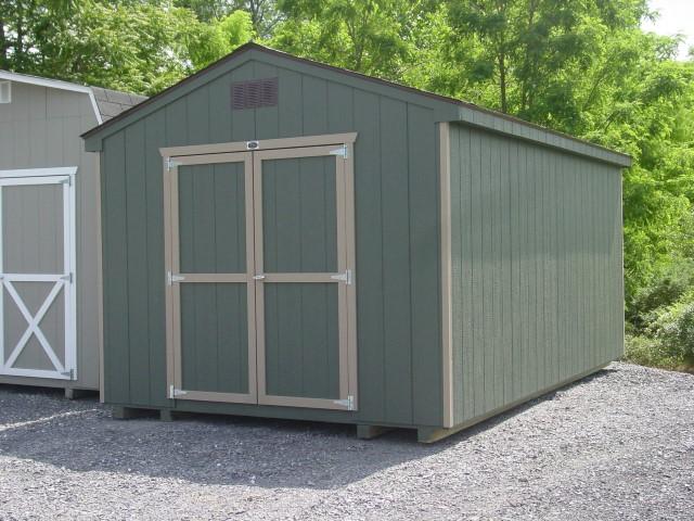 (Building #068) 10×16 Economy Cottage