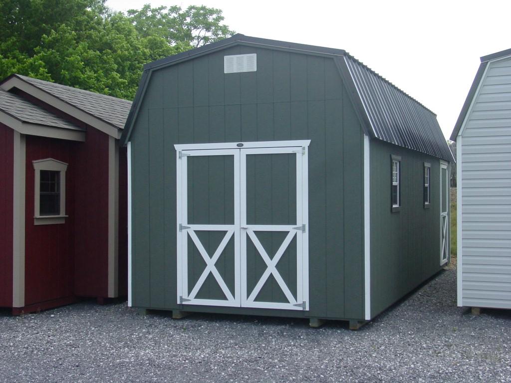 (Building #039) 10x24x7 Barn