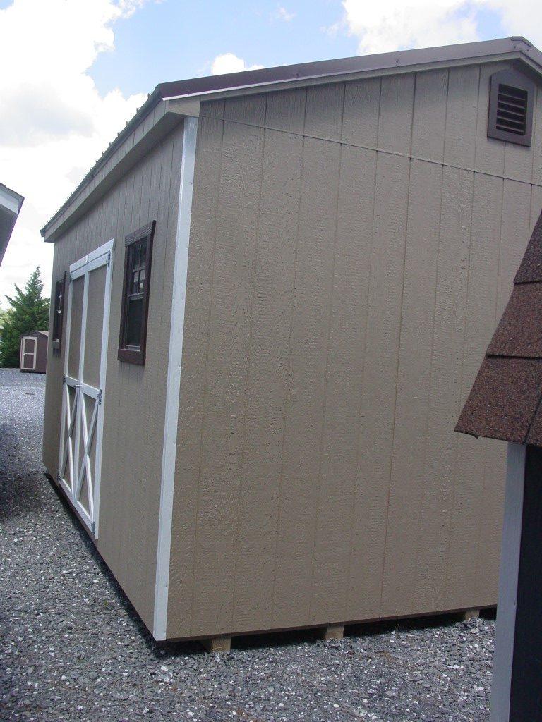 (Building #079)  12x16x8 Cottage