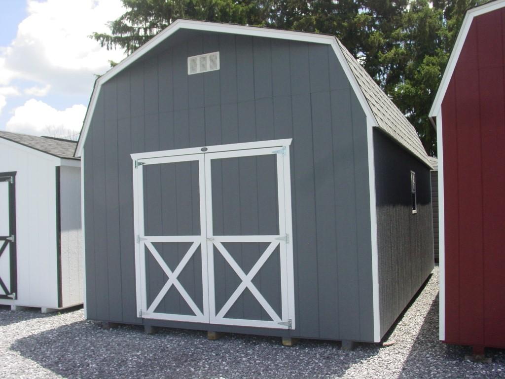 (Building #081) 12x20x7 Barn