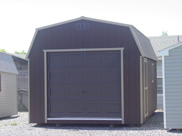 (Building #033) 12x20x7 Economy Barn