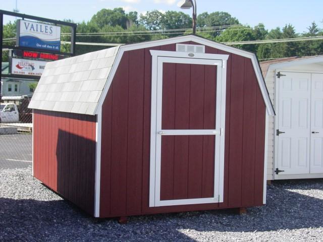 (Building #050) 8×12 Economy Barn