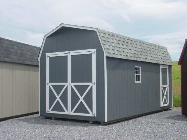 (Building #059) 10x20x7 Barn