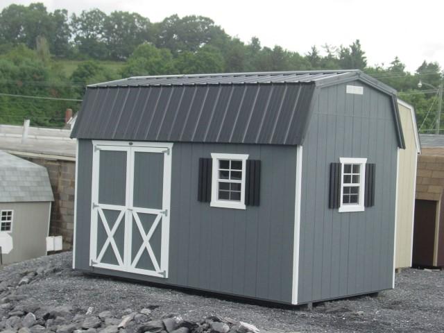 (Building #071)  8x14x7 Barn