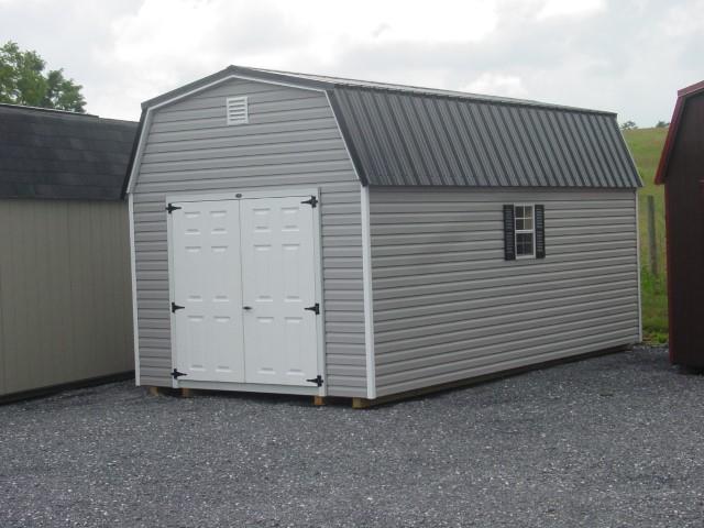(Building #072)  10x20x7 Vinyl Barn