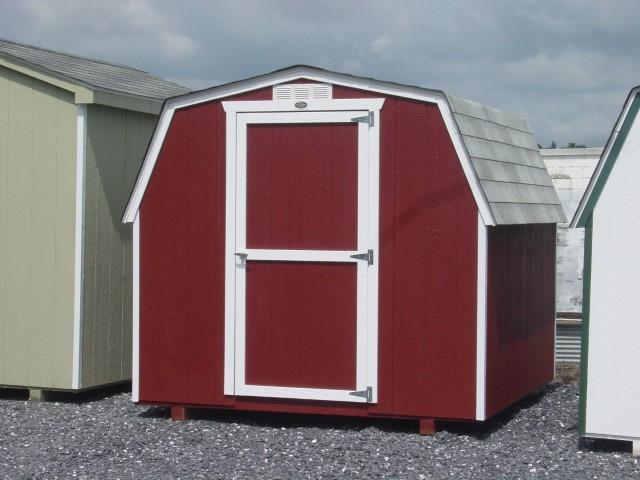 (Building #075) 8×8 Economy Barn