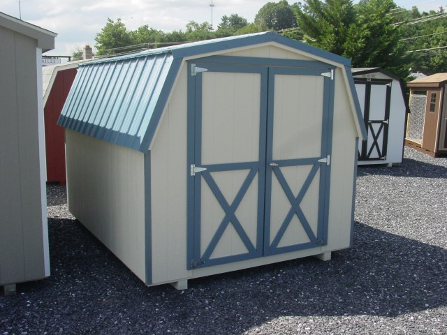 (Building #092)  8×10 Barn
