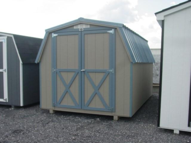 (Building #046)  8×12 Barn
