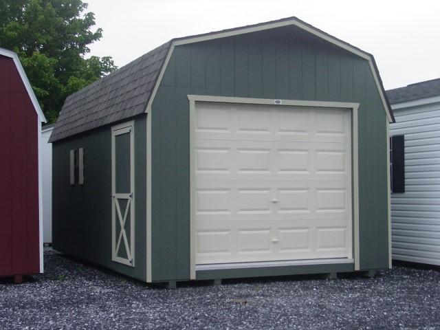 (Building #086) 12x20x7 Barn