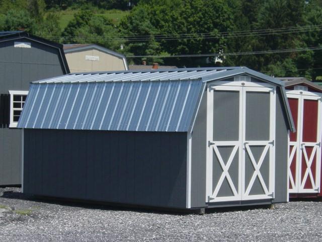 (Building #087) 8×14 Barn