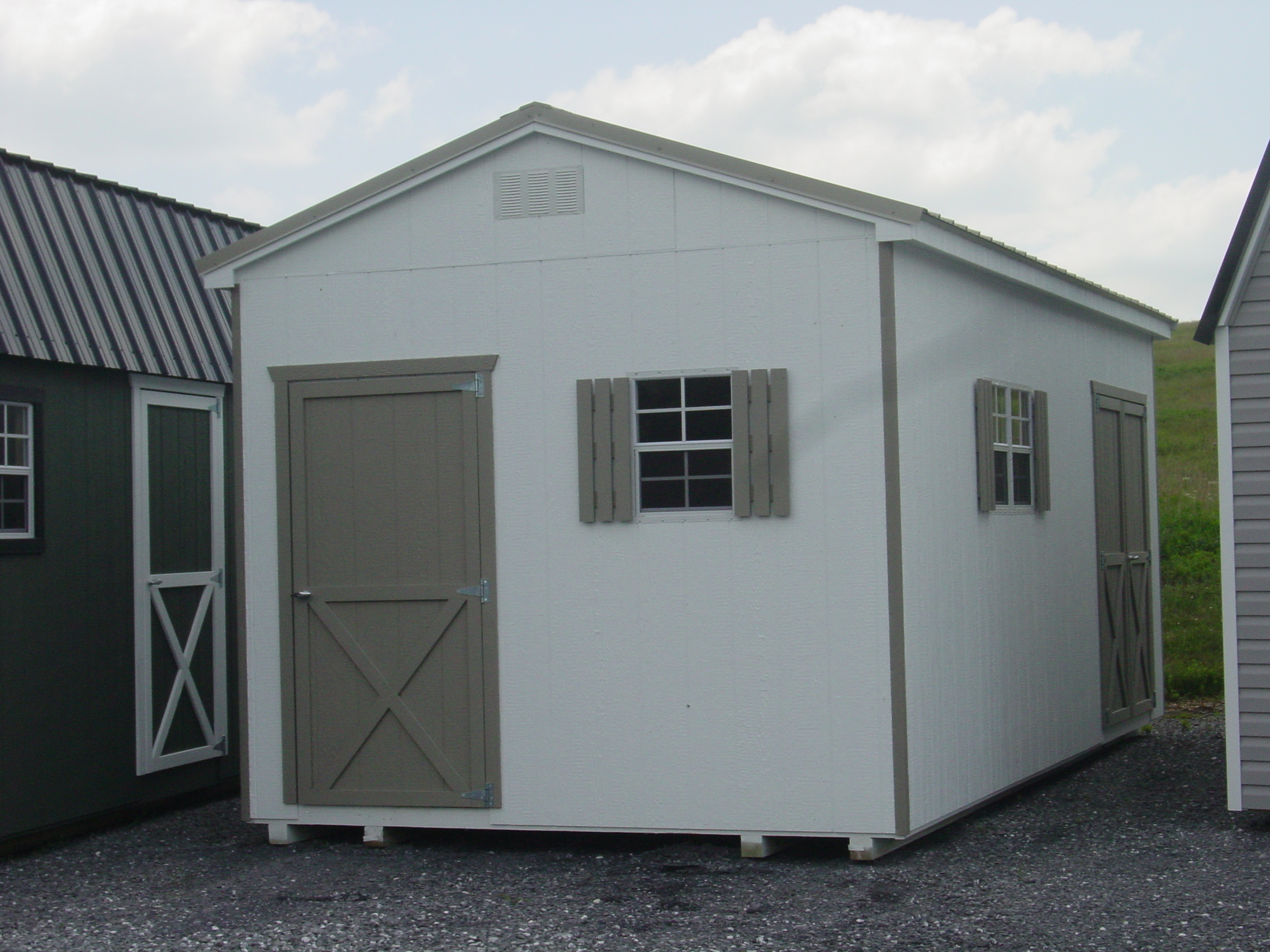 (Building #038) 10x20x8 Cottage