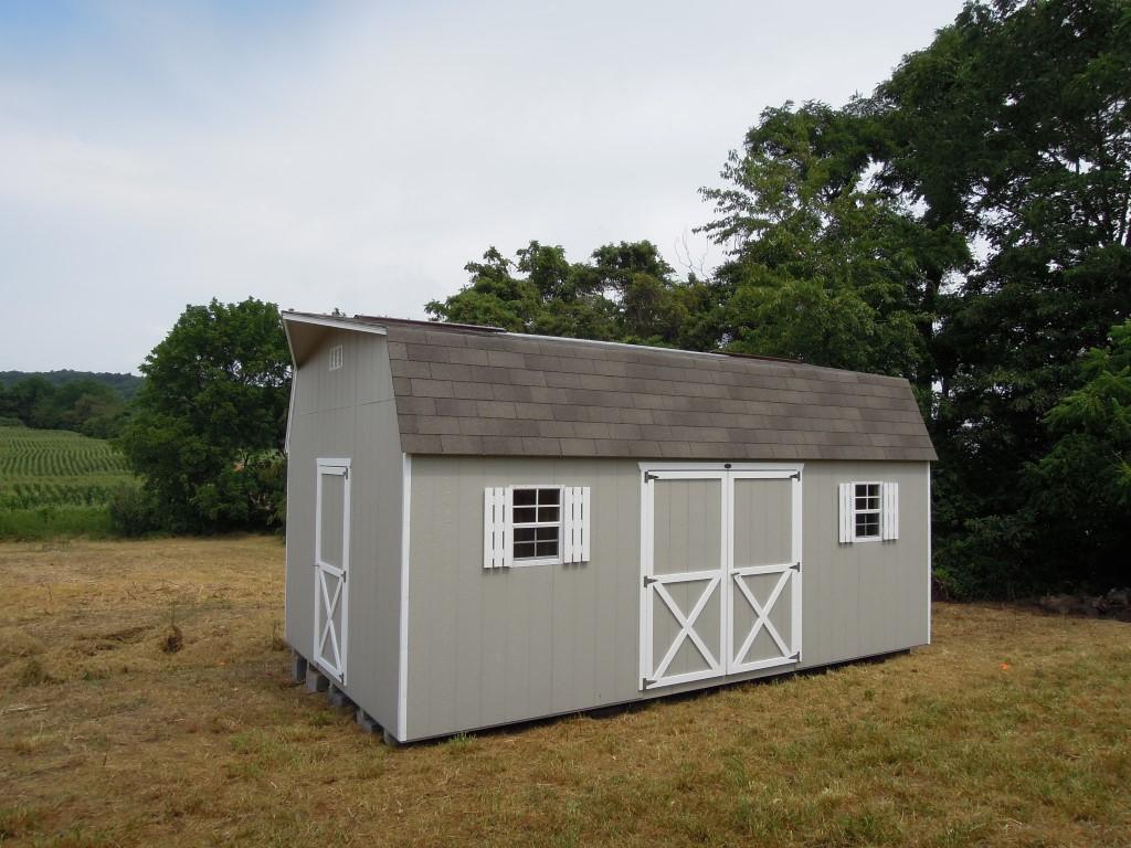 (Building #230) 12x20x7 Barn