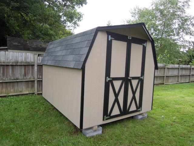 (Building #251) 8×10 Barn