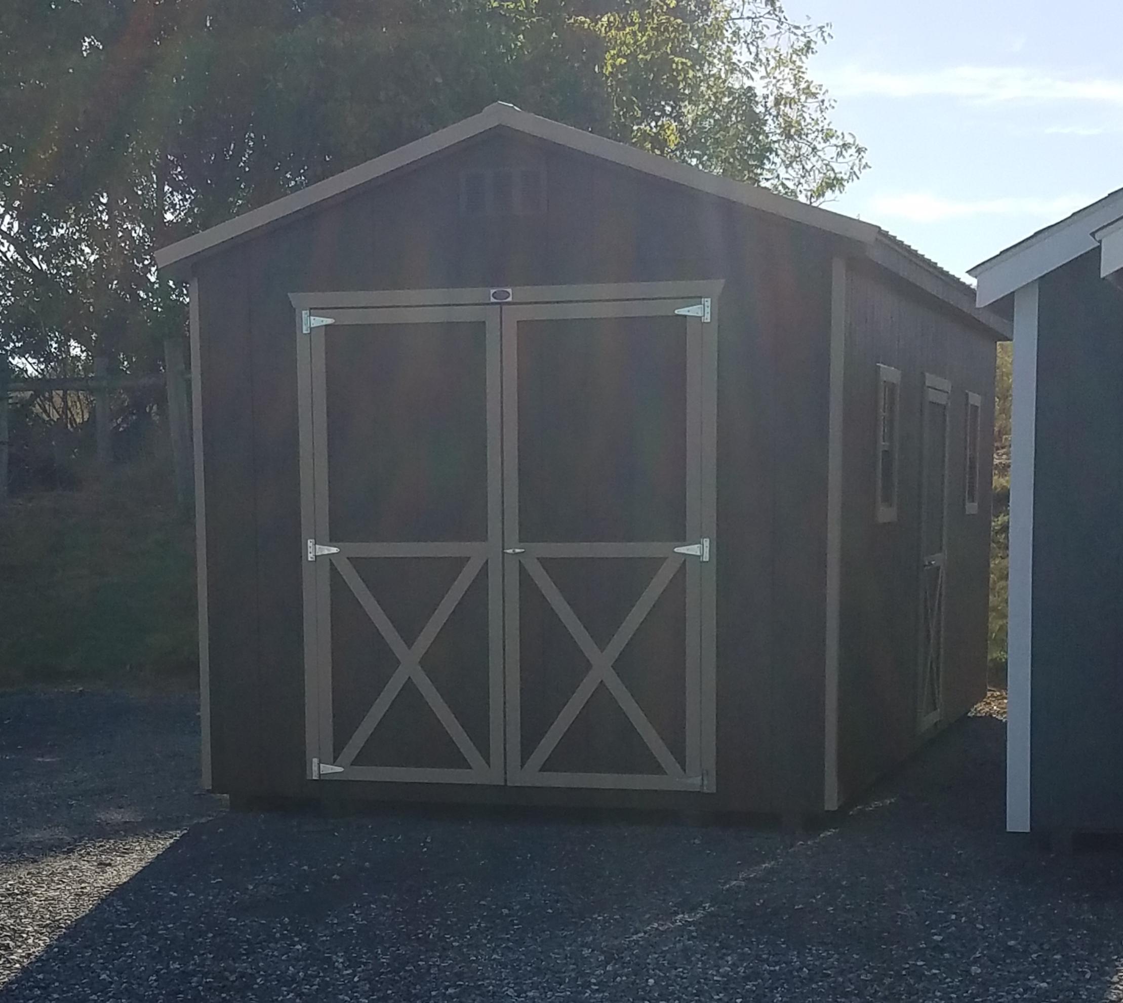 (Building #036) 10x20x8 Cottage
