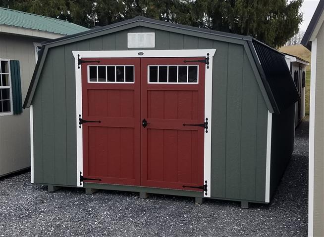 (Building #110) 12×16 Barn