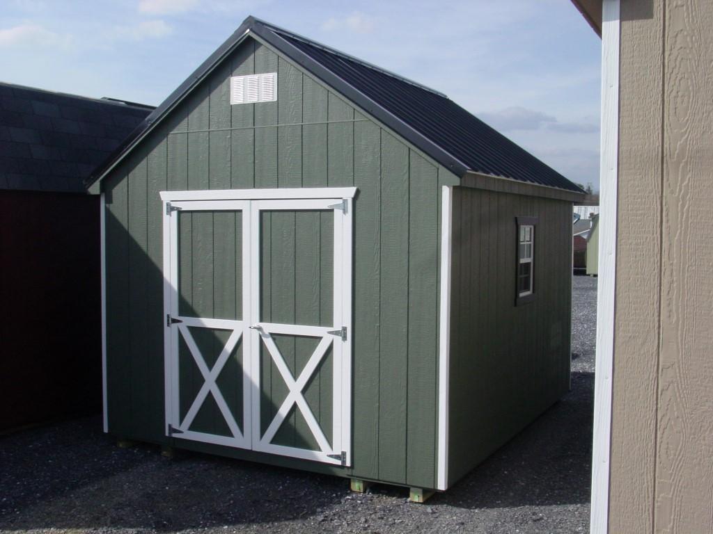 (Building #110) 10×12 Cottage