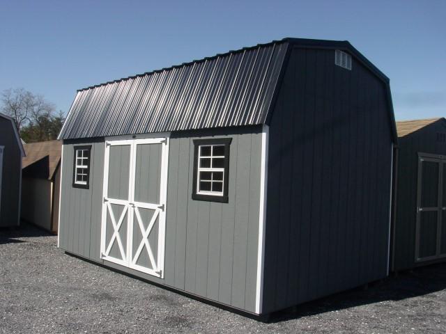 (Building #103) 10x16x7 Barn