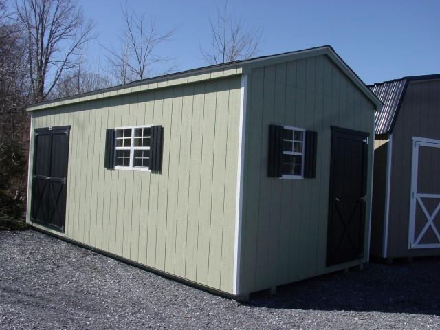 (Building #105) 10x20x8 Cottage