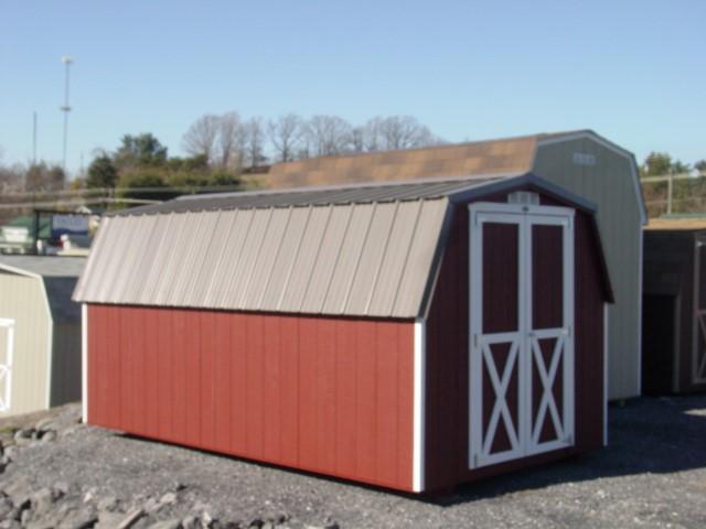 (Building #102) 8×14 Barn