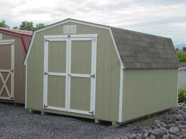 (Building #103) 10×12 Economy Barn