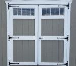 Transom Wood Doors