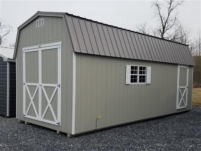(Building #119) 10x24x7 Barn