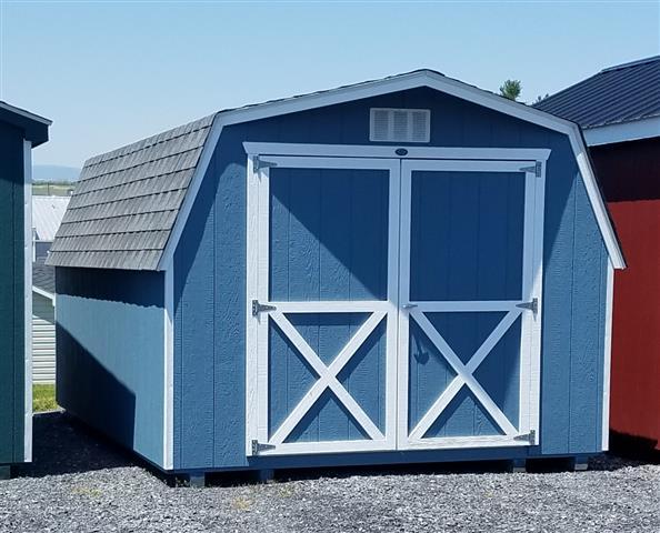 (Building #124) 10×14 Barn
