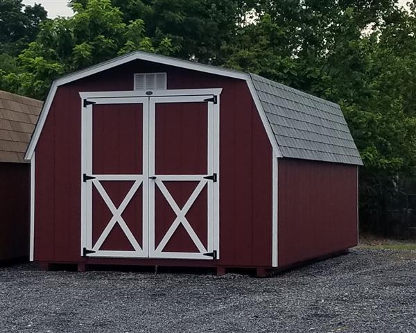 (Building #116) 10×16 Barn