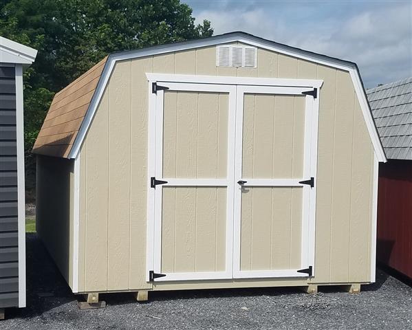(Building #020) 10×16 Economy Barn