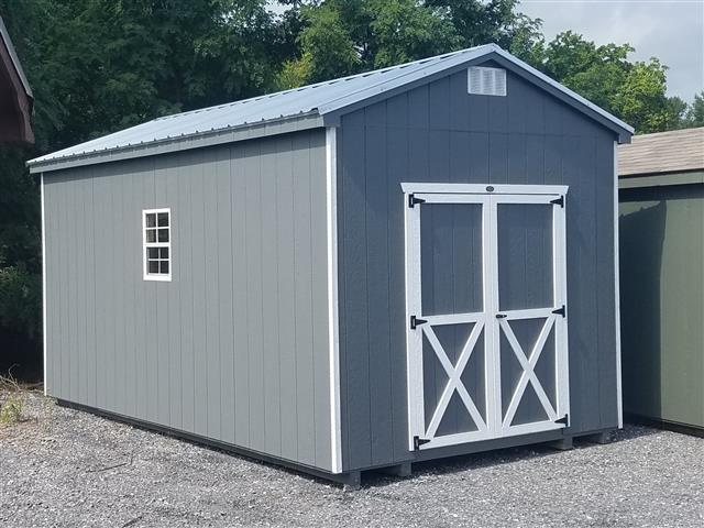 (Building #021) 10x16x8 Cottage