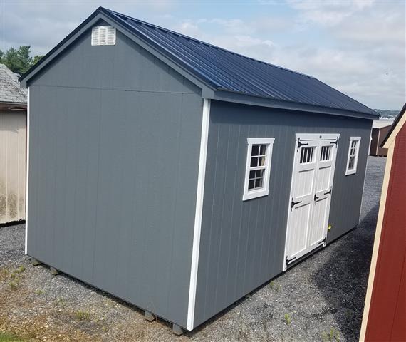 (Building #022) 10x20x8 Cottage
